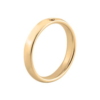 MelanO Twisted Ring Tracy Gold