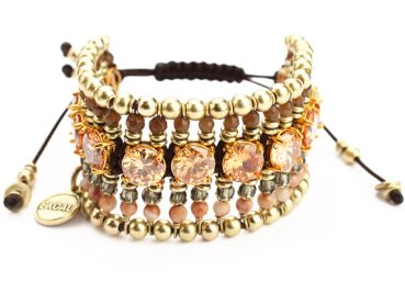Exoal Armband High Society Gold