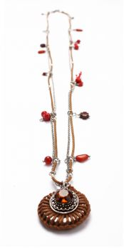 Exoal Collier Charming Rot